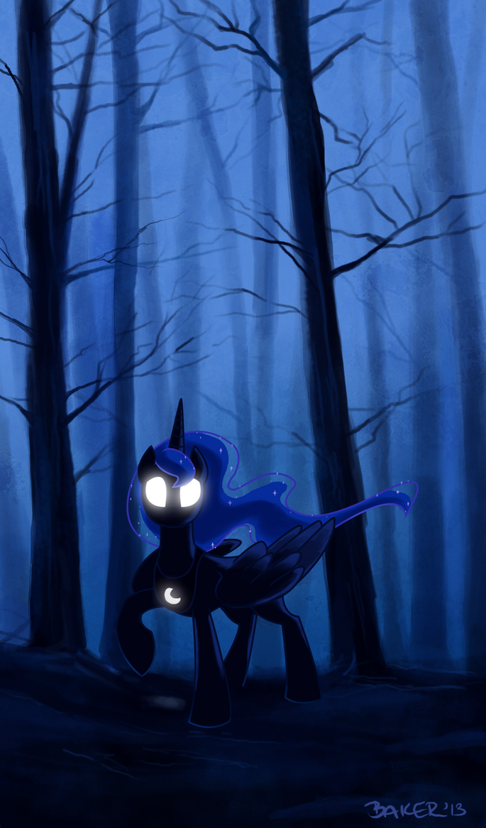 Don't go to sleep. by Lopoddity