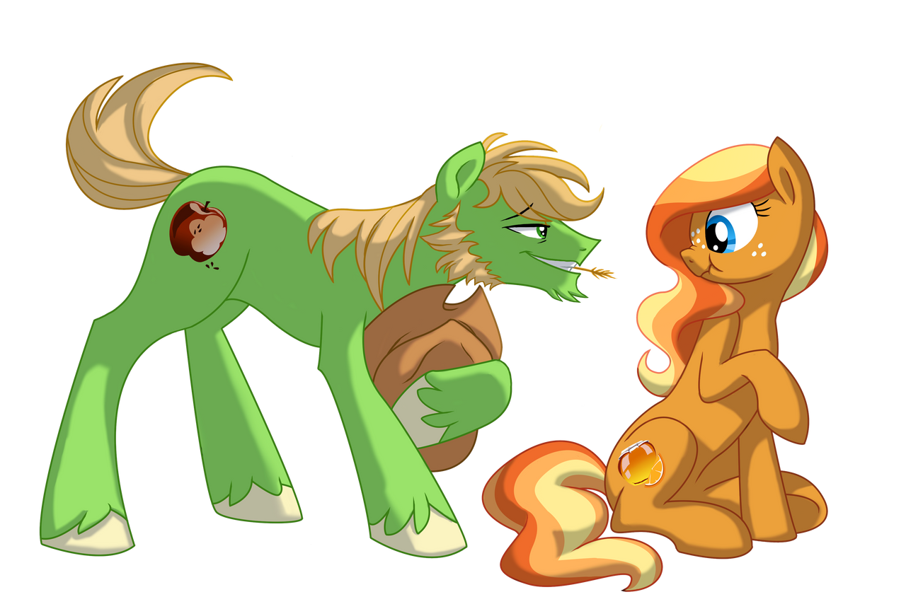 applejacks parents by burntuakrisp - photo #12