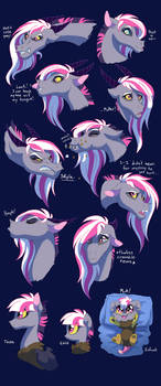 Pandora Character Study 1 by Lopoddity