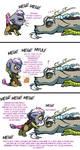 Draconequus baby-talk