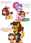 Cupcakes, Pies, and Sandwiches by Lopoddity