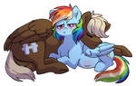 Disgruntled Snuggles