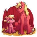 Big Pony, Little Pony