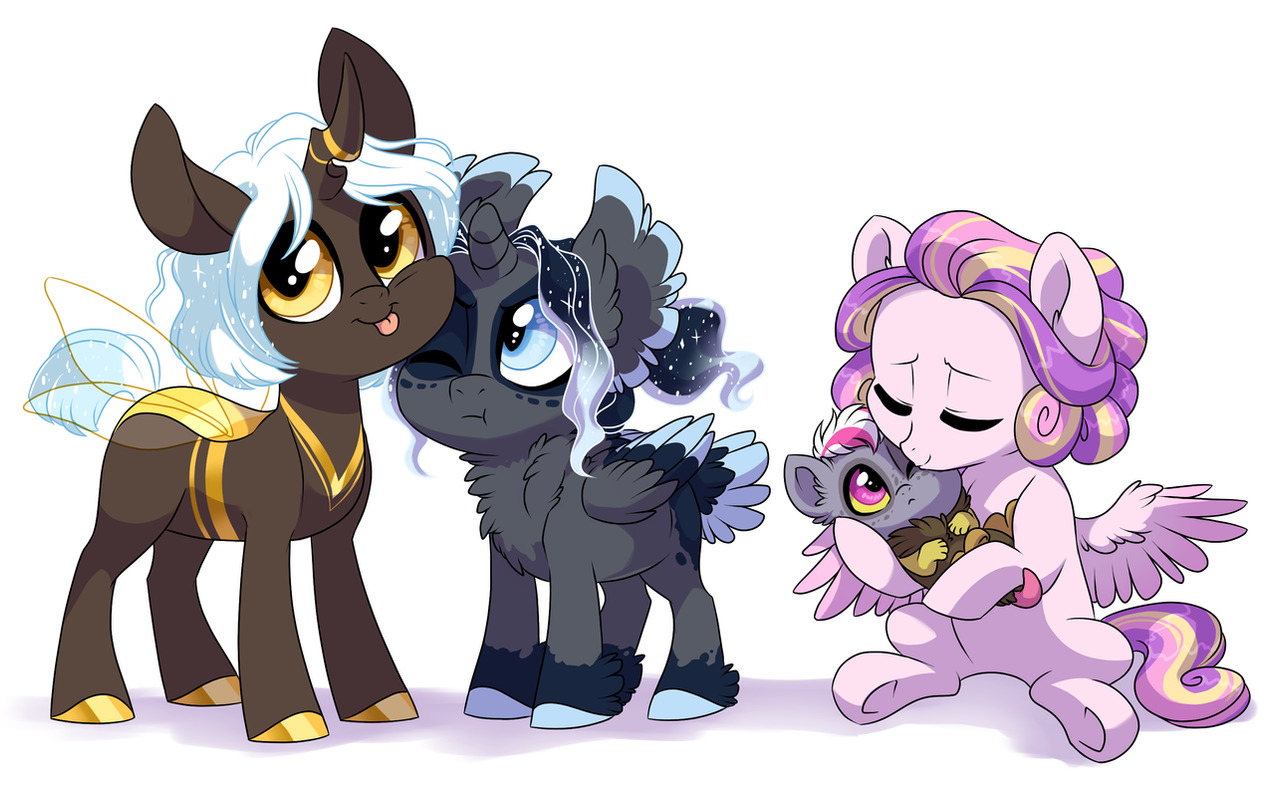 NextGen Young Royals by Lopoddity
