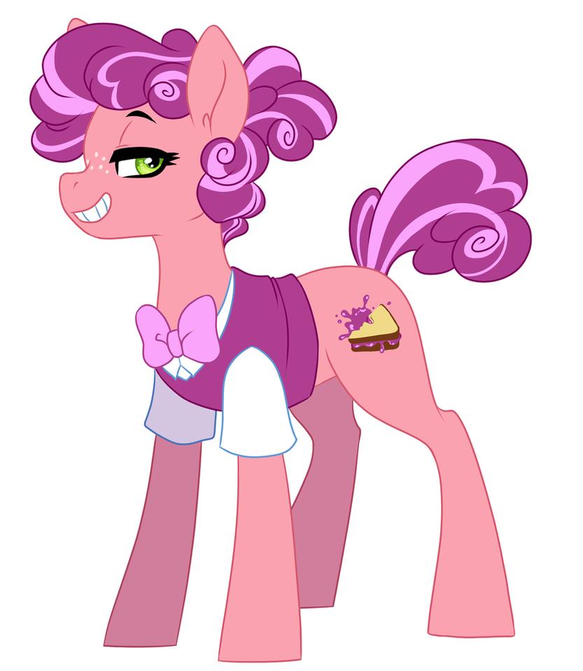 Mlp Pinkie Pie And Cheese Sandwich NextGen: Jam Sandwich ...