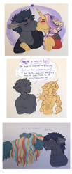 Rules of Snoggin' by Lopoddity