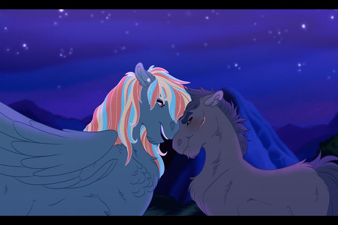 Starlight Serenade by Lopoddity