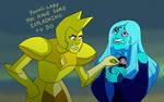 *Steven Universe Spoilers* Reunited