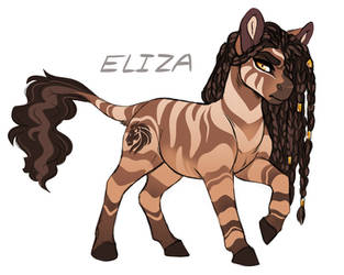 Eliza V.2 by Lopoddity