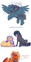 More Doodles by Lopoddity
