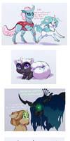 Doodle Dump: Parasitic Bug Monsters