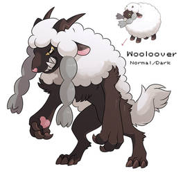 Wooloo Evolution