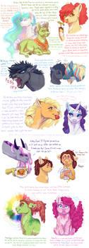 Notes on Equus Terra