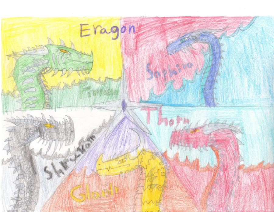 eragon all dragons - photo #9