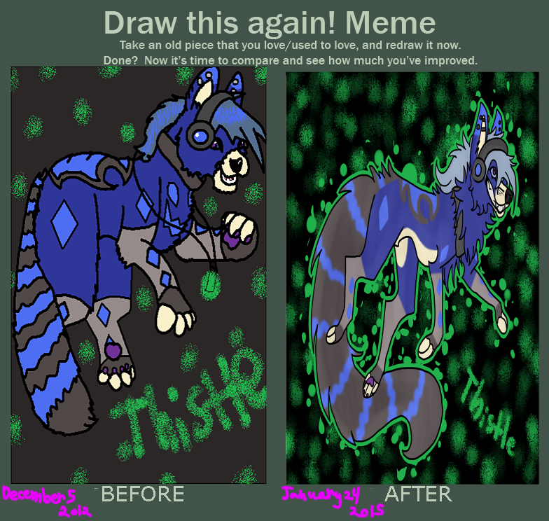 before and after Meme by XxEvias-Toxic-LovexX