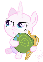 MLP base Smile to take a picture of me baby