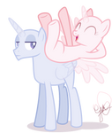 MLP BASE:Thanks for carrying me