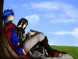 Valentine exchange - Ike and Soren by Nijichan
