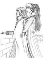 To love is... - Fire Emblem 7 by Nijichan