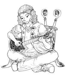 Lady Pasiphae - OC by Nijichan