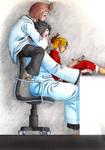Children of Science - Bleach by Nijichan