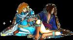 Healing - Fire Emblem 7 by Nijichan