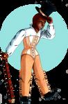 Of corset sexy - Bossuet by Nijichan