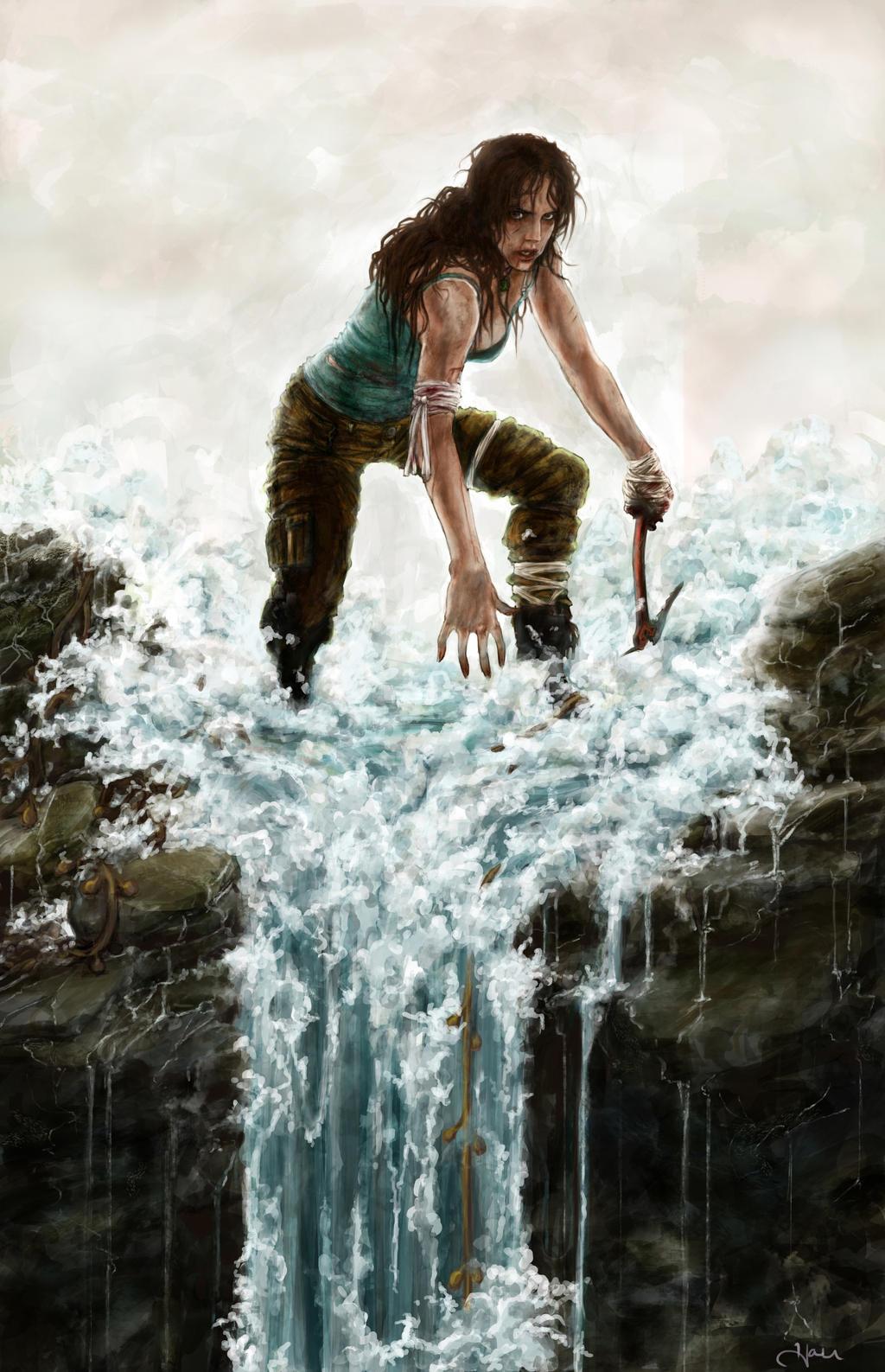 Tomb Raider Reborn Entry 2: Rise by hau