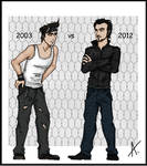 Adam Gontier and...Adam Gontier