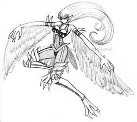Yu-Gi-Oh: Harpy Lady