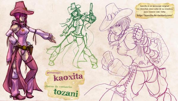 Kaoxita Cosplay Contest by Tozani