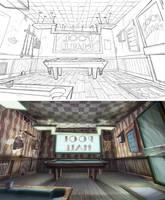 Don gato Backgrounds 01 by Tozani