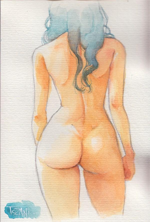 Girl by Tozani