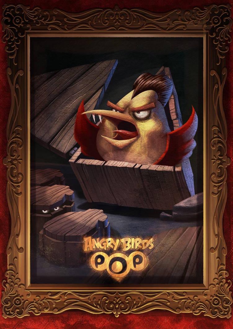 Count Chuckula by Tozani
