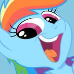 Rainbow Dash SMEEL