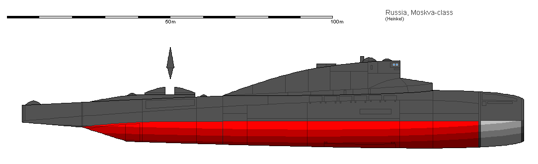 Moskva-class sub by VoughtVindicator
