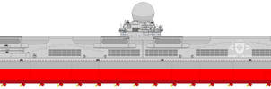 Birkaina-class ultracarrier by VoughtVindicator