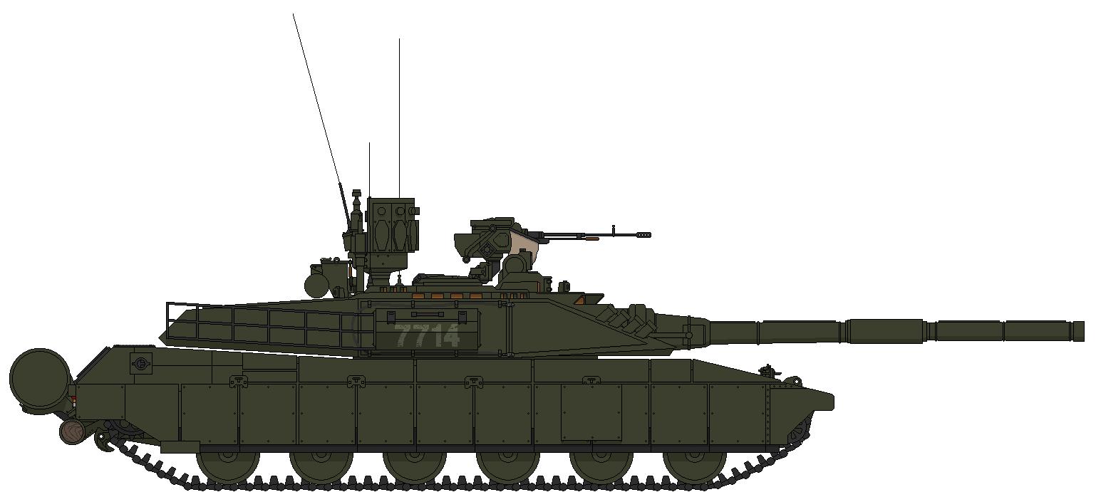 BT-6R Main Battle Tank by VoughtVindicator