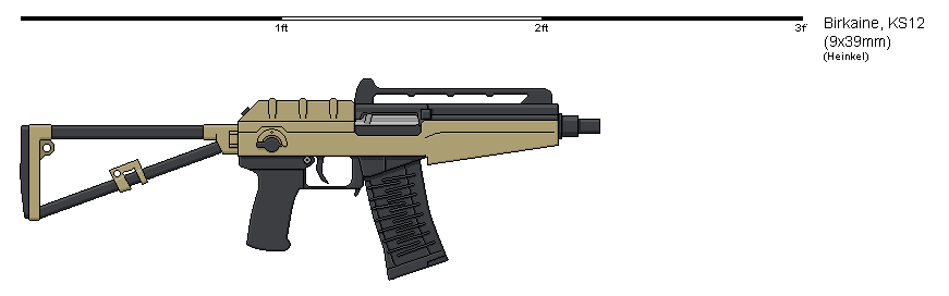 KS12 Carbine by VoughtVindicator