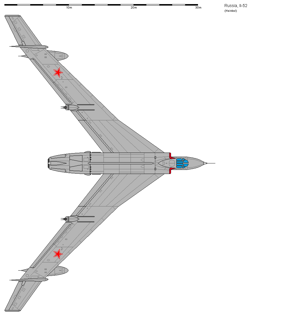 Ilyushin Il-52 By VoughtVindicator On DeviantArt