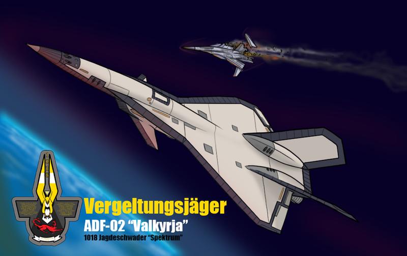 Valkyrja by VoughtVindicator
