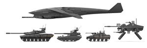 E Pluribus Axioma vehicles