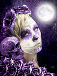Purple Day Of The Dead