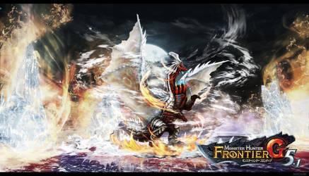 dishufiroa monster hunter frontier G5.1 by InfinityWork