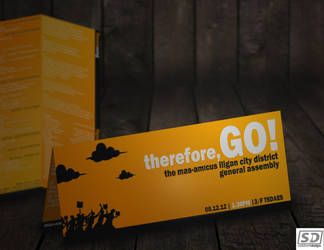 Therefore, GO! (The program)