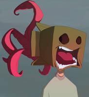 Squidbox head C_WIP by mandelak