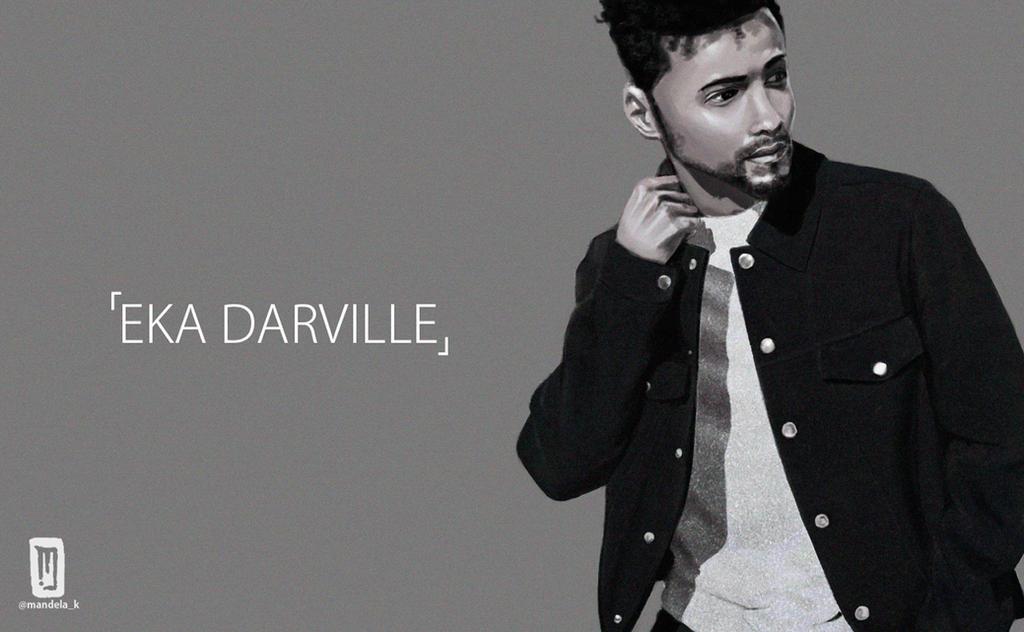 Eka Darville by mandelak