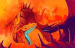 Blarg! Dragons