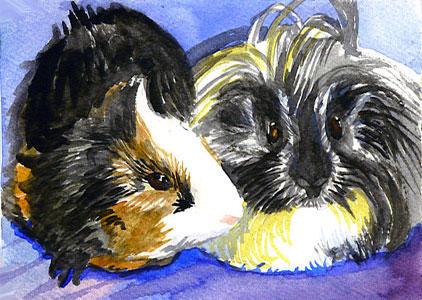 little pigs 2 by bamboleo