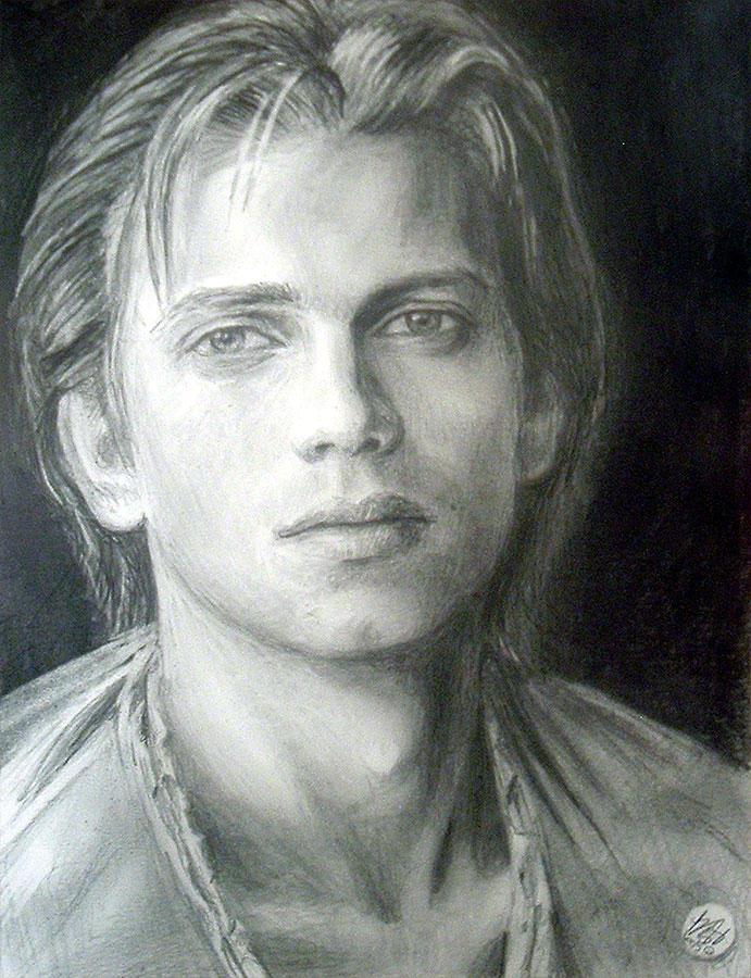 mr christensen drawing REBORN by bamboleo